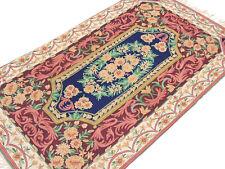 Suzani Kashmir Wall Rug Mughal Design Tapestry Art Luxury Beautiful Handicrafts