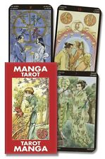 Manga Mini Tarot Deck - Orient Fantastic Epic - 78 Cards & Instruction Booklet