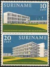 Surinam 1962 SG#512-3 Nunnery & Hospital MNH Set #D86544