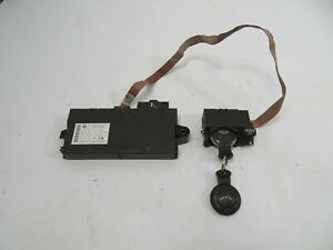 10 Mini Cooper Clubman S R55 #1149 Ignition & Immobilizer w/ Key Fob