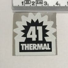 🔥 41 thermal 🔥 Sticker Adhesivo surf skateboard snowboard BMX bike mtb neumáticos