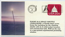SP 65 STS 13 CHALLENGER KENNEDY SPACE CENTER 1984