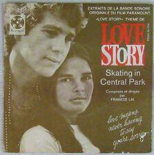 Love Story 45 tours Francis Lai 1970