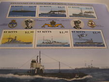 St.Kitts-2001 world war II Royal Navy Submarine Service