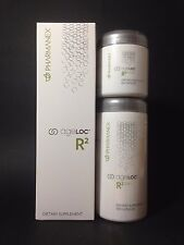 Nu Skin Pharmanex ageLOC R2,  Day and Night, 1 Month Supply, Exp 11/18