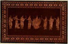 Rome Mythologie Art Etrusque Procession de Cérès Hamilton Gravure originale 1785