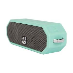 Altec Lansing Jacket H20 Rugged Bluetooth Speaker Waterproof- Green NEW