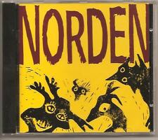 Norden s/t CD Punk Deutschpunk Hamburg Punkrock St. Pauli Punk German Punk 77