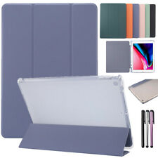 """For iPad 10.2"""" 7th 6th 5th Gen 2017 2018 Air 1 2 Smart Case Cover Stand Pen Slot"""