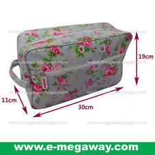 Cath Kidston Wax Coated Travel HighClass Cosmetic Beauty Case Bag MegawayBags