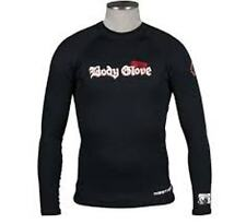 BODY GLOVE 0.5mm Insotherm Long Sleeve Surf Shirt Rashie size is mens large