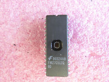 FM27C512Q-90 64kx8 CMOS EPROM 90ns, Fairchild