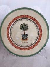 Villeroy & Boch Festive Memories Topiary n.1 piatto dessert 08-1083-2643 cm.22