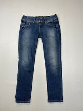 TOMMY HILFIGER SONORA SLIM Jeans - W32 L32 - Blue - Great Condition - Women's