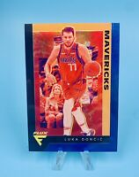 LUKA DONCIC 2019-20 PANINI CHRONICLES BLUE FLUX PRIZM /99 Mavericks 2nd Year SP