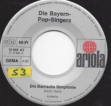La Bavière pop-Bono: sur ET BASSE + Les bairische simpfonie