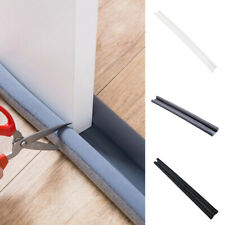 95cm Flexible Door Bottom Sealing Strip Guard Wind Dust Door Stopper Protector