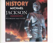 CD MICHAEL JACKSONhistory past present and futureEX-CHINA RARE (A5364)