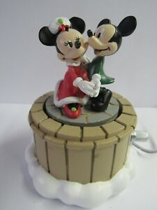 Dept 56 Disney Musical Animated Mickey And Minnie's Dance 6003310