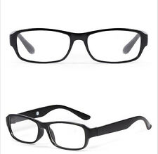 Reading Glasses, Unisex / Mens Ladies Trendy Designer  Black +2.0 +3.0