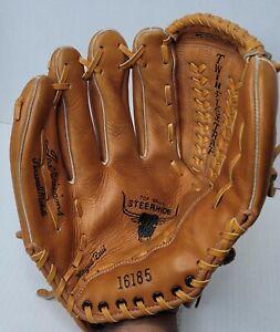 "Ted Williams Usa Sears Roebuck LHT 12"" Baseball Glove 16185 Steerhide"
