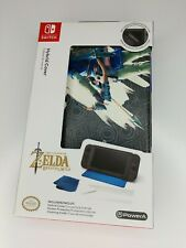 New Nintendo Switch Hybrid Case/Cover/Stand Legend of Zelda Link Protector