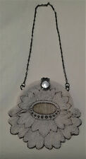 New listing Antique Beaded Hand Bag As Is