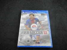 FIFA Soccer 13 (Sony PlayStation Vita, 2012) *Factory Sealed*