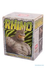 Marvel Mini Bust Rhino, by Randy Bowen