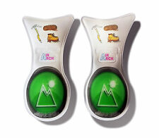 Air Arch Mountain Hiking Shoe Insole Men Women Orthotic Support Flat Feet Insert