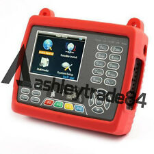 "Satlink WS-6950 FTA 3.5"" Satellite Signal Finder Meter Hot New"