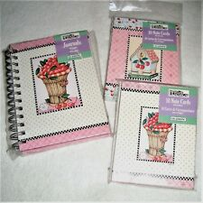 Mary Engelbreit by Colorbok Journal & 20 Note Cards New in packages! Retail $27