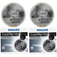 Philips High Low Beam Headlight Light Bulb for MG MGB Midget 1969-1981 - pa
