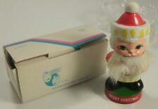 Berries Item No. 335 Merry Christmas Plastic Doll Jo*Sam Bros. Josam House Santa