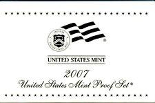 2007-S US Proof Mint Set 14 Coins CLAD 20loth0925