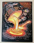 Pearl Jam Pittsburgh 2013 Poster Munk One
