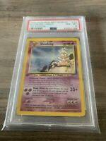 2000 Pokemon Neo Genesis Slowking Holo 1st Edition PSA 8! NM-MT