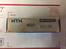 NTN BEARING - PART# 6207 Z C3 - 25PC. LOT NEW