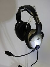 NEW LIGHTSPEED ZULU 3 ANR HEADSET w/ LEMO PANEL PLUG BLUETOOTH 7 years Warranty