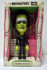 Remco HERMAN MUNSTER DOLL w ORIGINAL BOX Kayro-Vue Munsters RARE 1964