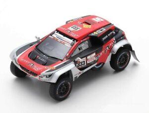 Peugeot 3008 DKR Maxi #333 Easy Rally Dakar Rally 2019  BessonS5629 Spark 1:43