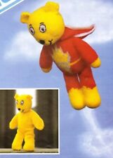 SuperTed Toy Knitting Pattern