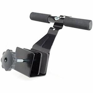 CAP Doorway Situp Bar, Black Pull-Up Bars Strength Training Equipment Exercise