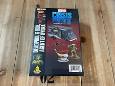 Marvel Crisis Protocol Deadpool & Bob Agent of Hydra Character Pack Miniatures B
