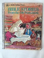 Little Golden Book Bible Stories From The Old Testament 1977