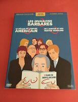 LES INVASIONS BARBARES COFFRET 3 FILMS - LE DECLIN - DE L'AMOUR - DVD - VF