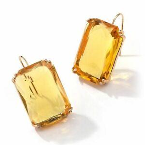 1pair Transparent Resin Dangle Earrings Acrylic Geometric Drop Earring Women Fas