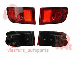 Toyota Land Cruiser Prado FJ 120 2002 - 2014 Rear lamp in bumper LEFT and RIGHT