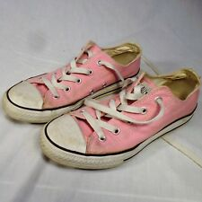 Converse All Star Shoes Youth Size 3 Cotton Candy Pink