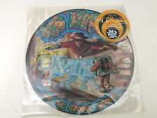 DJ SHADOW AND THE GROOVE ROBBERS - In/Flux / Hindsight - LP PICTURE DISC